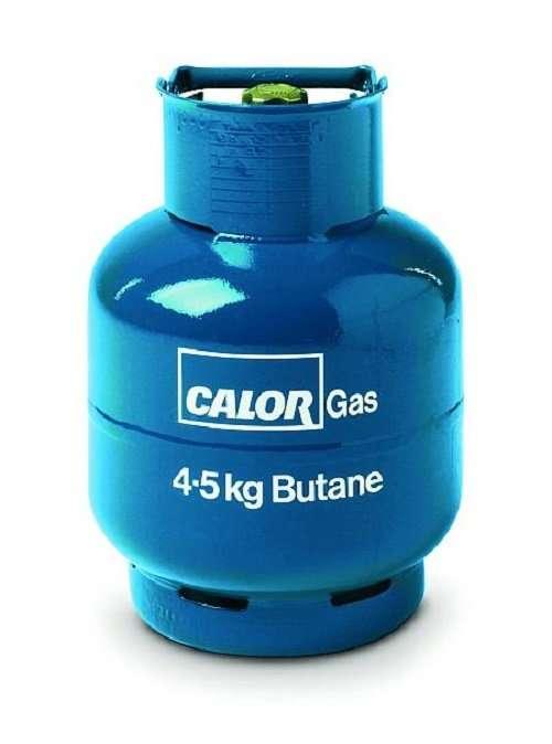 15kg Butane Gas Bottle Morrisons