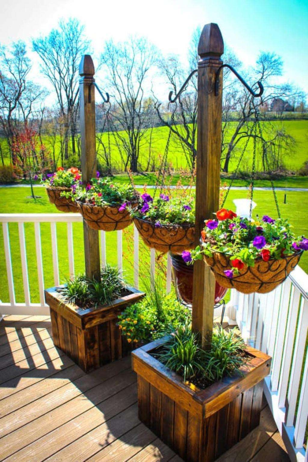 35+ Best DIY Patio Decoration Ideas and Designs for 2021