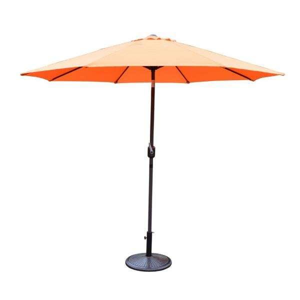 9 ft tilt patio umbrella and cast iron patio umbrella