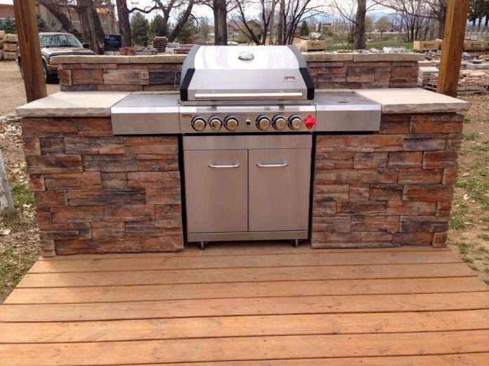 barbeque surround yahoo image search results outdoor