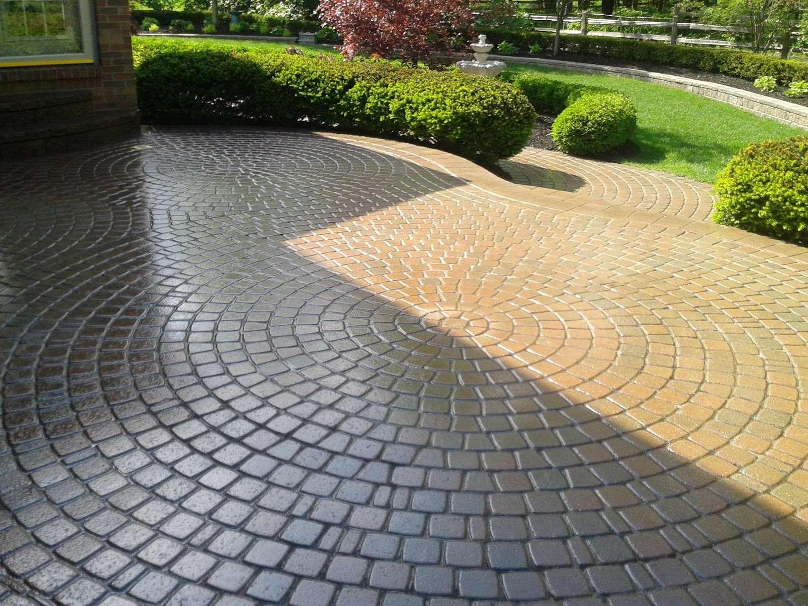 Brick Paver Patio Design, Installation, and Maintenance ...