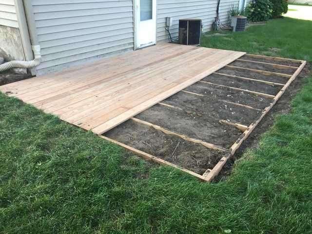 build a deck patio deck designs backyard patio designs