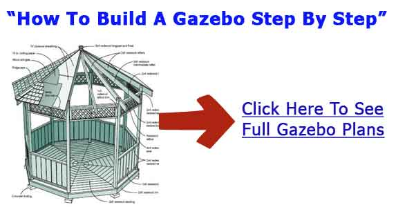 Building Gazebo Building Plans