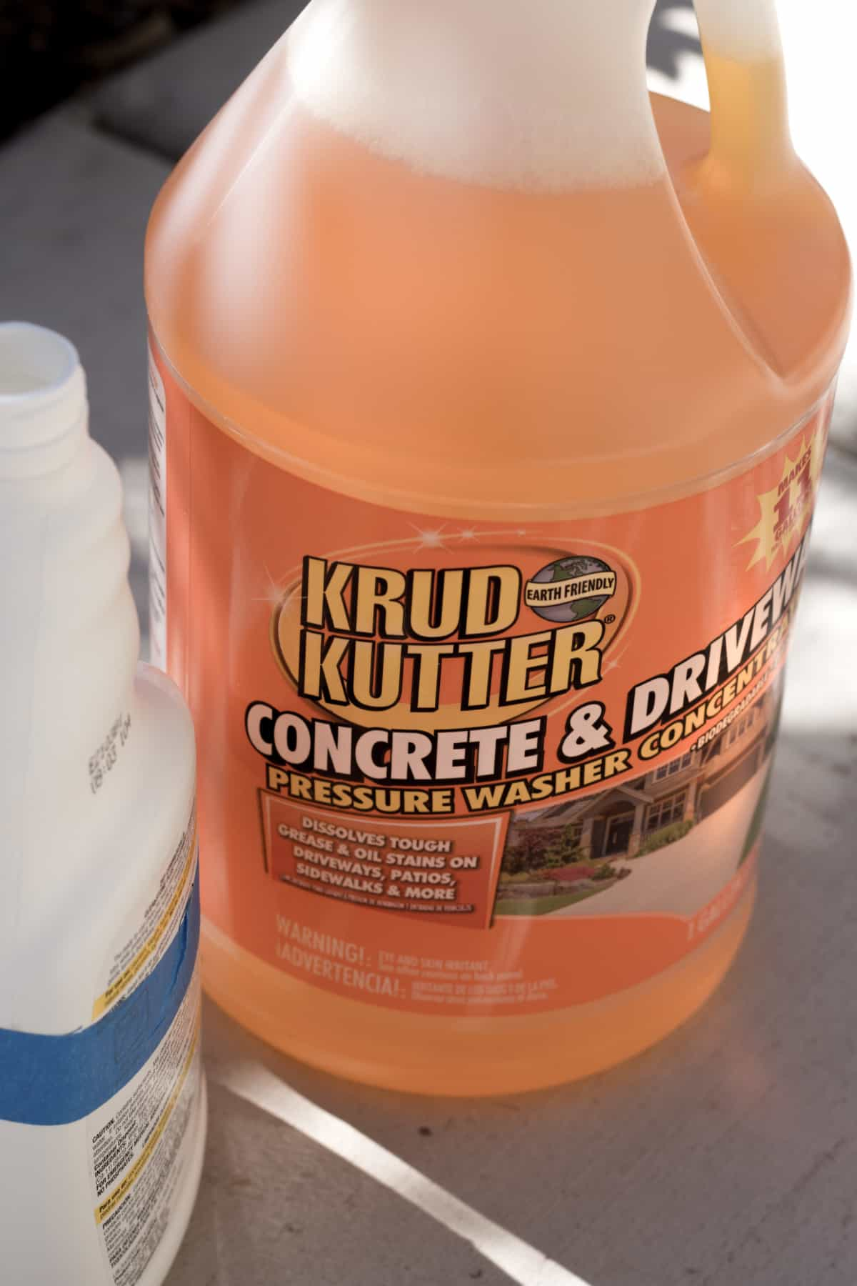 Cleaning Your Concrete Patio