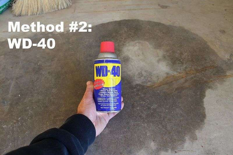 Discover How to Remove Oil Stains From Concrete
