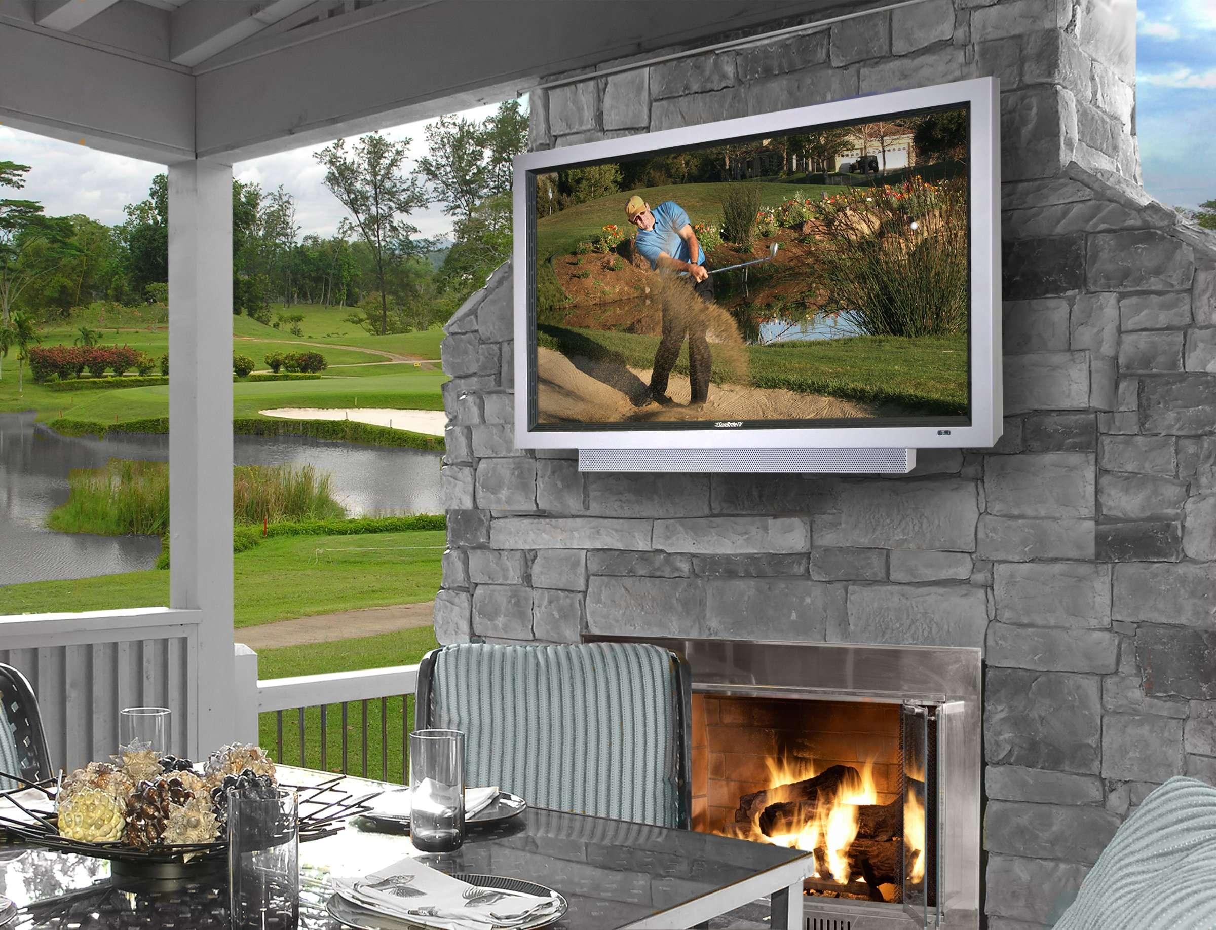 Do I Really Need an Outdoor TV?