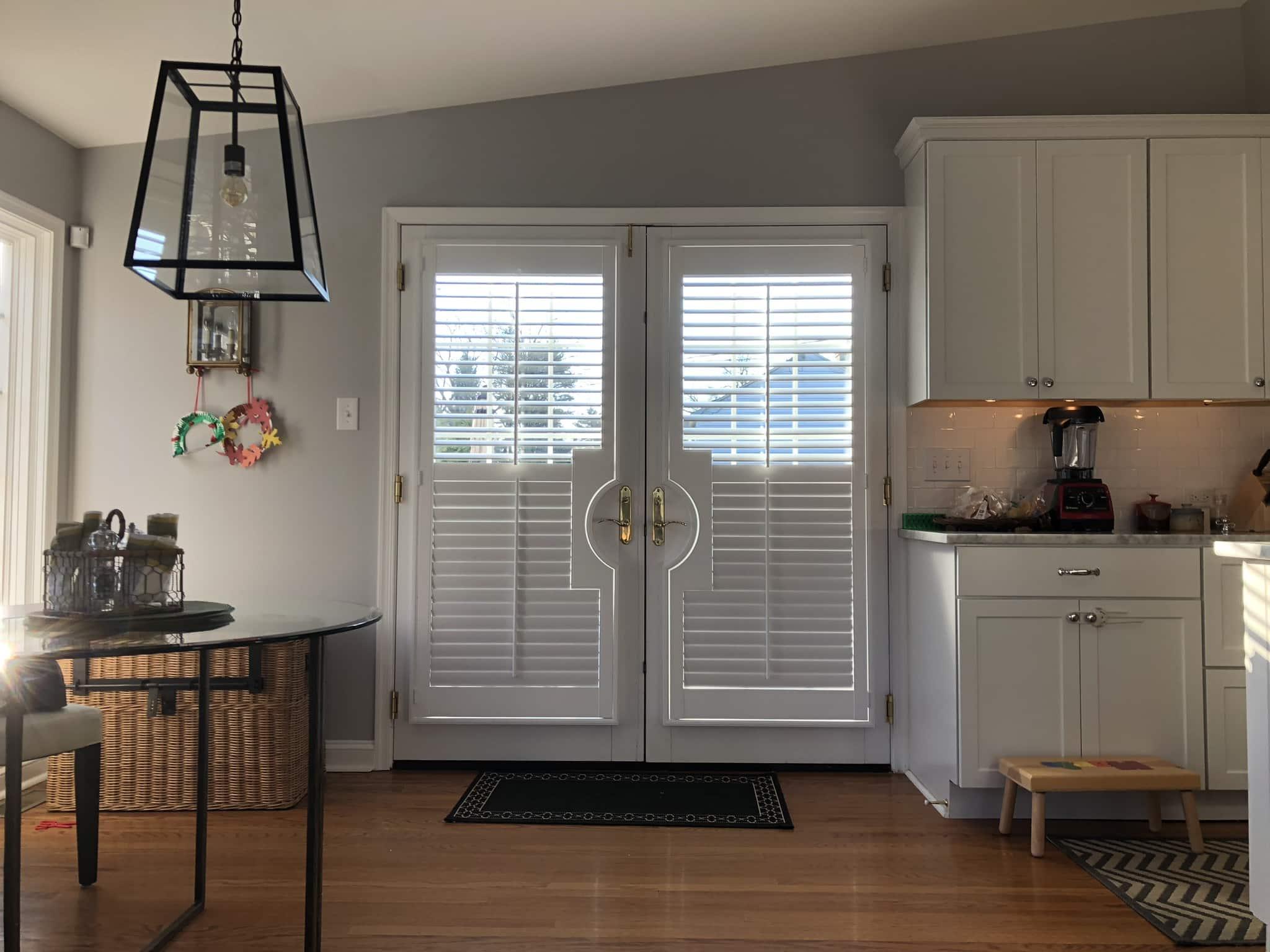 Exciting Patio Door Window Treatments