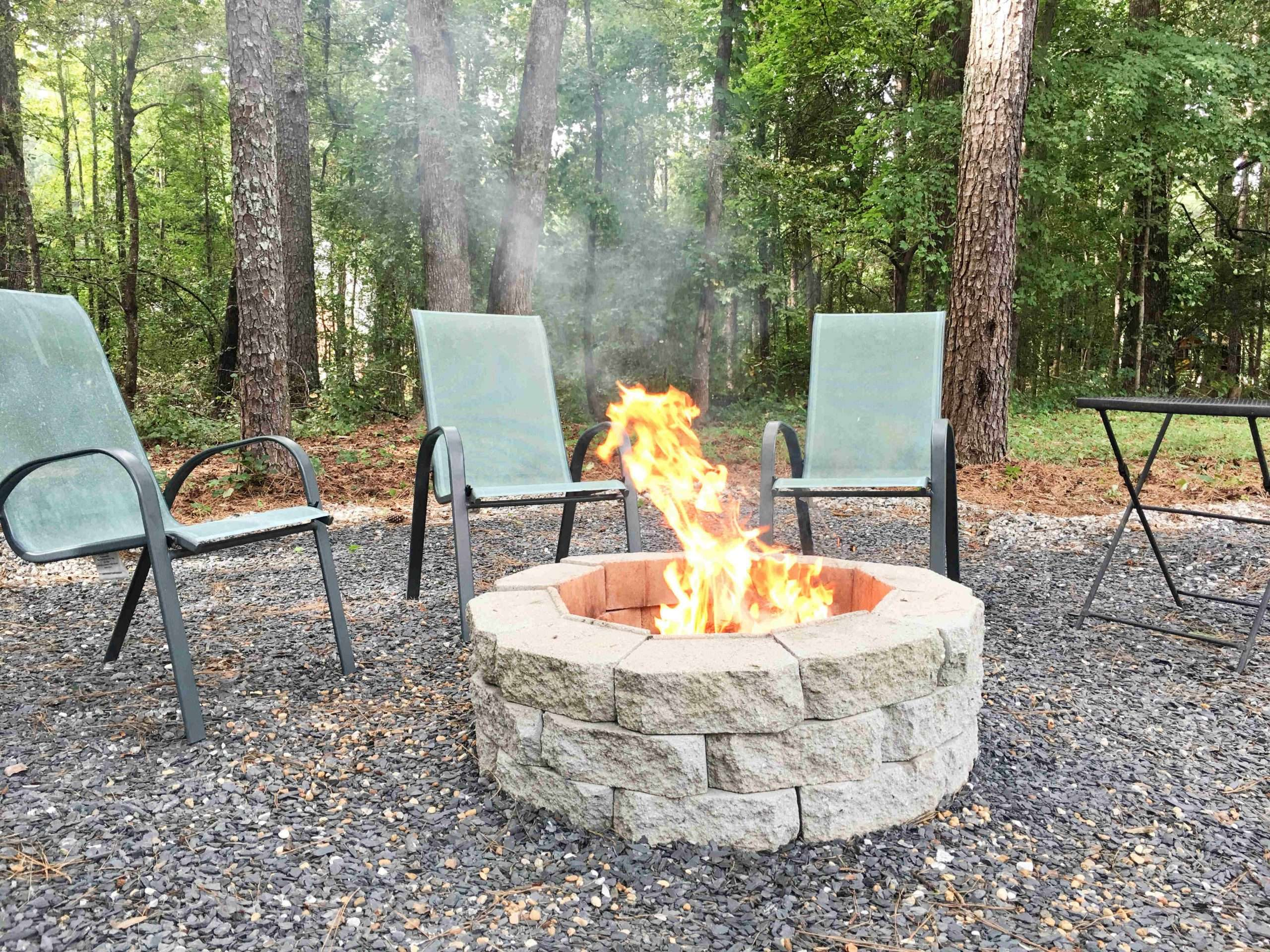 How to Make a DIY Fire Pit in Your Backyard