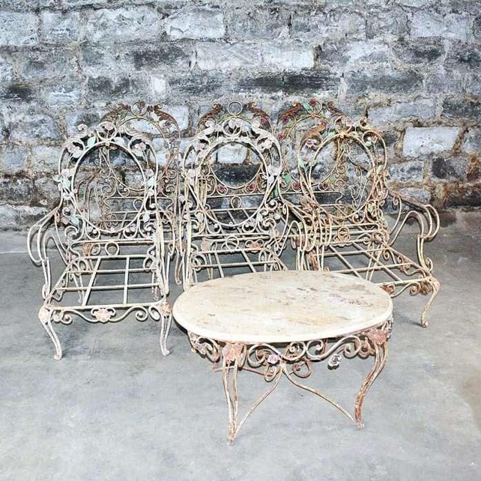 ideas for paint vintage woodard patio furniture home