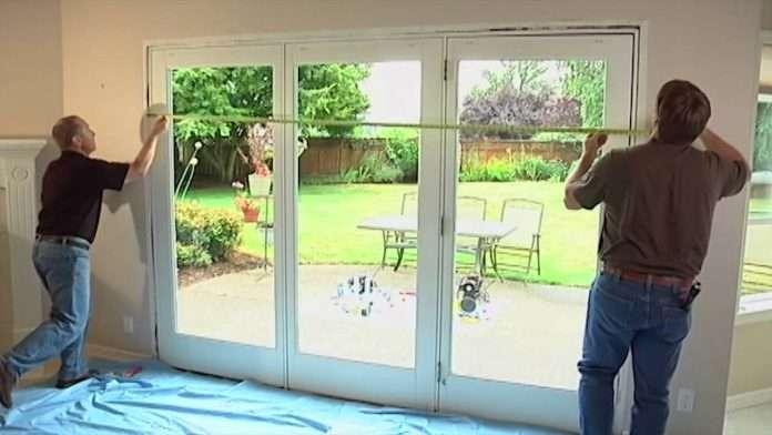 jeld wen how to measure for a replacement patio door