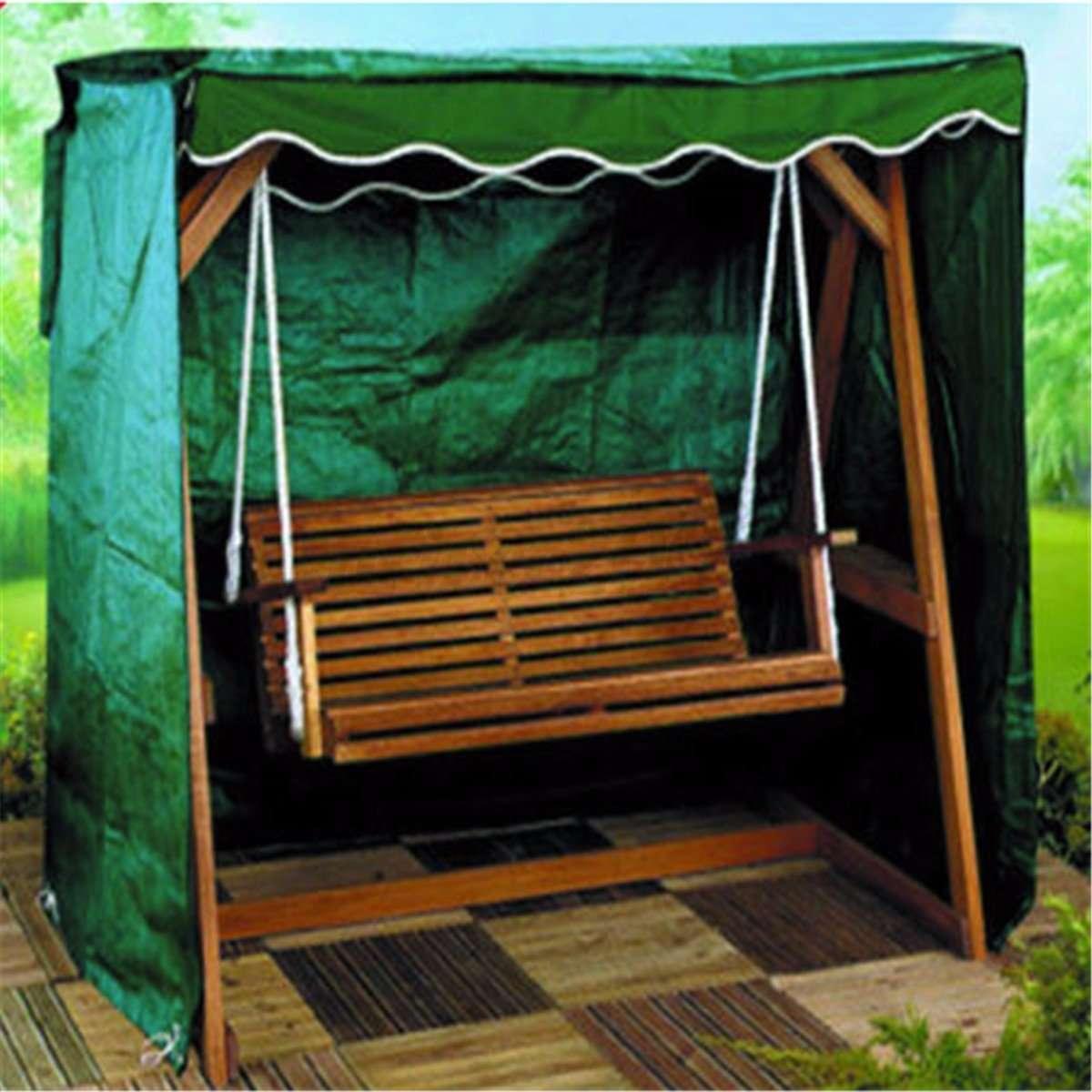 Waterproof Furniture Cover For Garden Outdoor Patio Bench ...