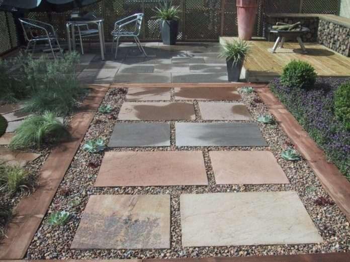wonderful 20 stone gravel patio ideas to make your yard